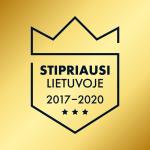 Stipriausia logistikos imone Lietuvoje